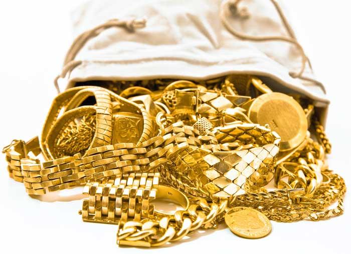 Ankauf von Schmuck, Münzen und Zahngold sowie allem was Gold, Silber, Platin oder Palladium enthält.