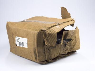 Zahngold nicht als Paket versenden
